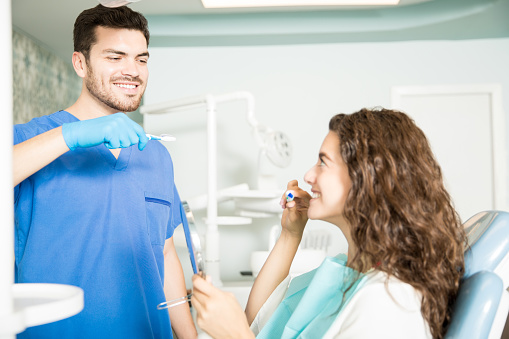 Oral hygiene routine tips from Aesthetic Dentistry of Bend